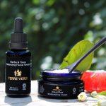 Terre Verdi serum and cream