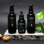 clean green natural organic certified pure oils for the skin