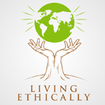 Living Ethically logo